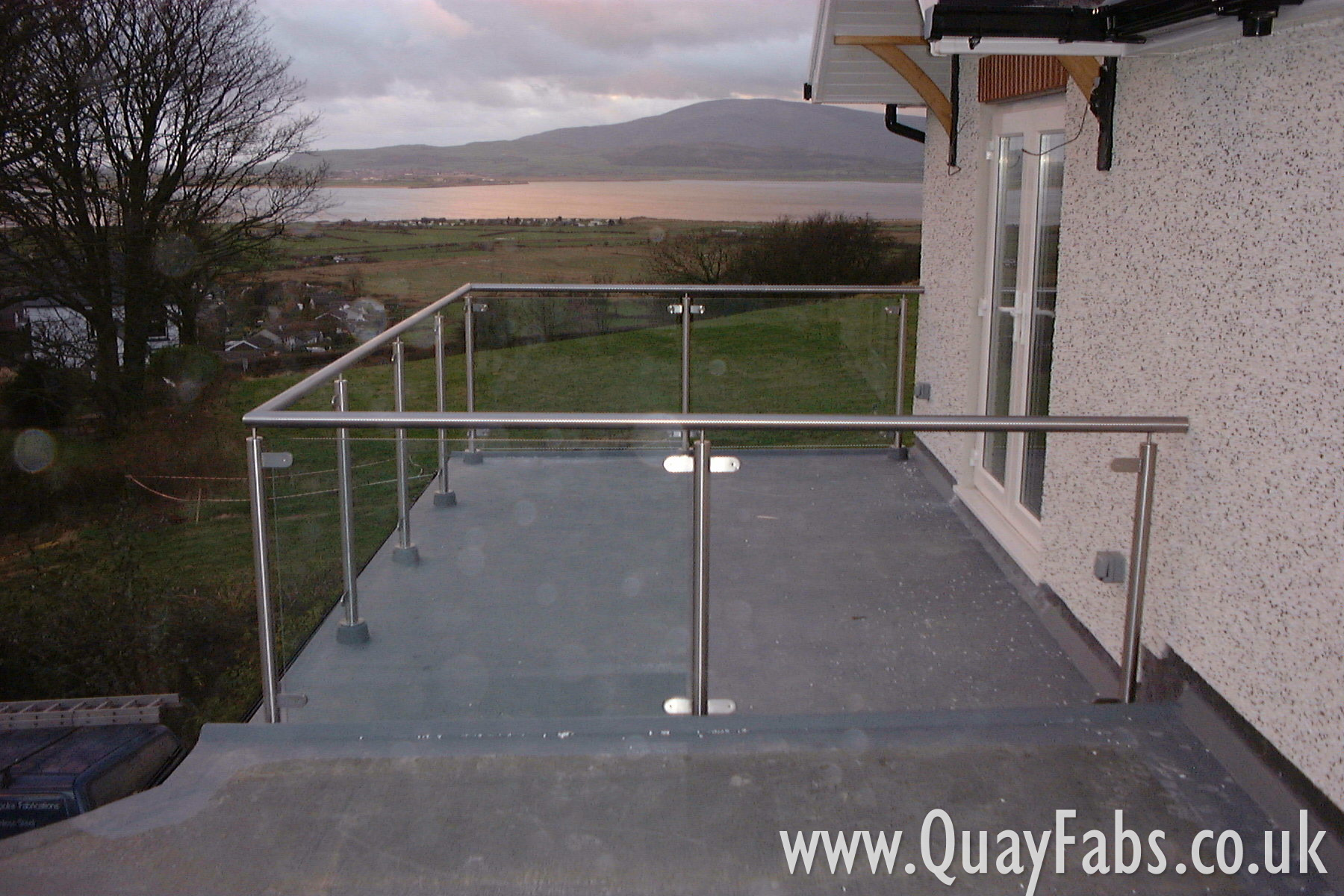 Quay Fabrications Lancaster Handrail (53)