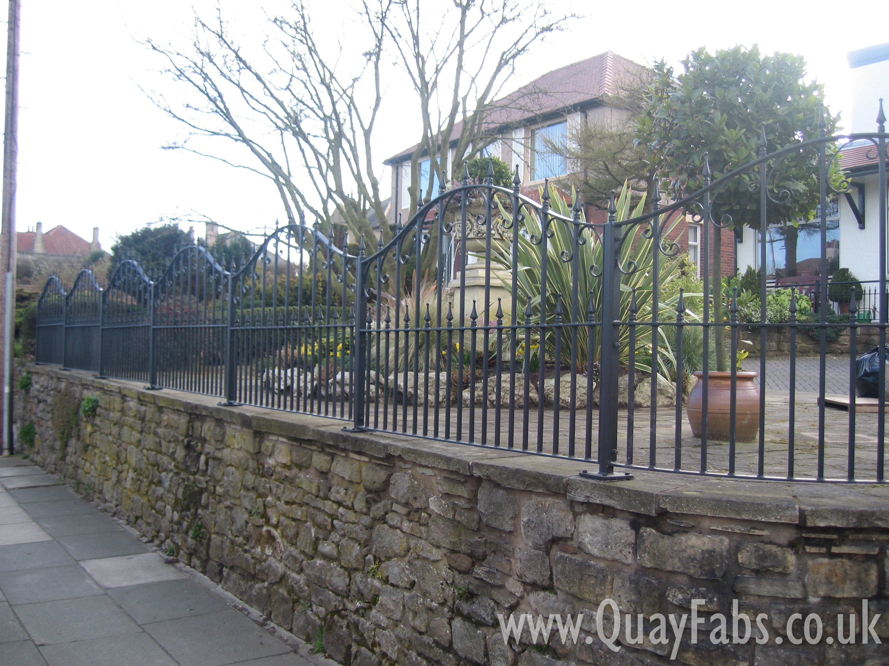 Quay Fabrications Lancaster Gates and Fences (11)