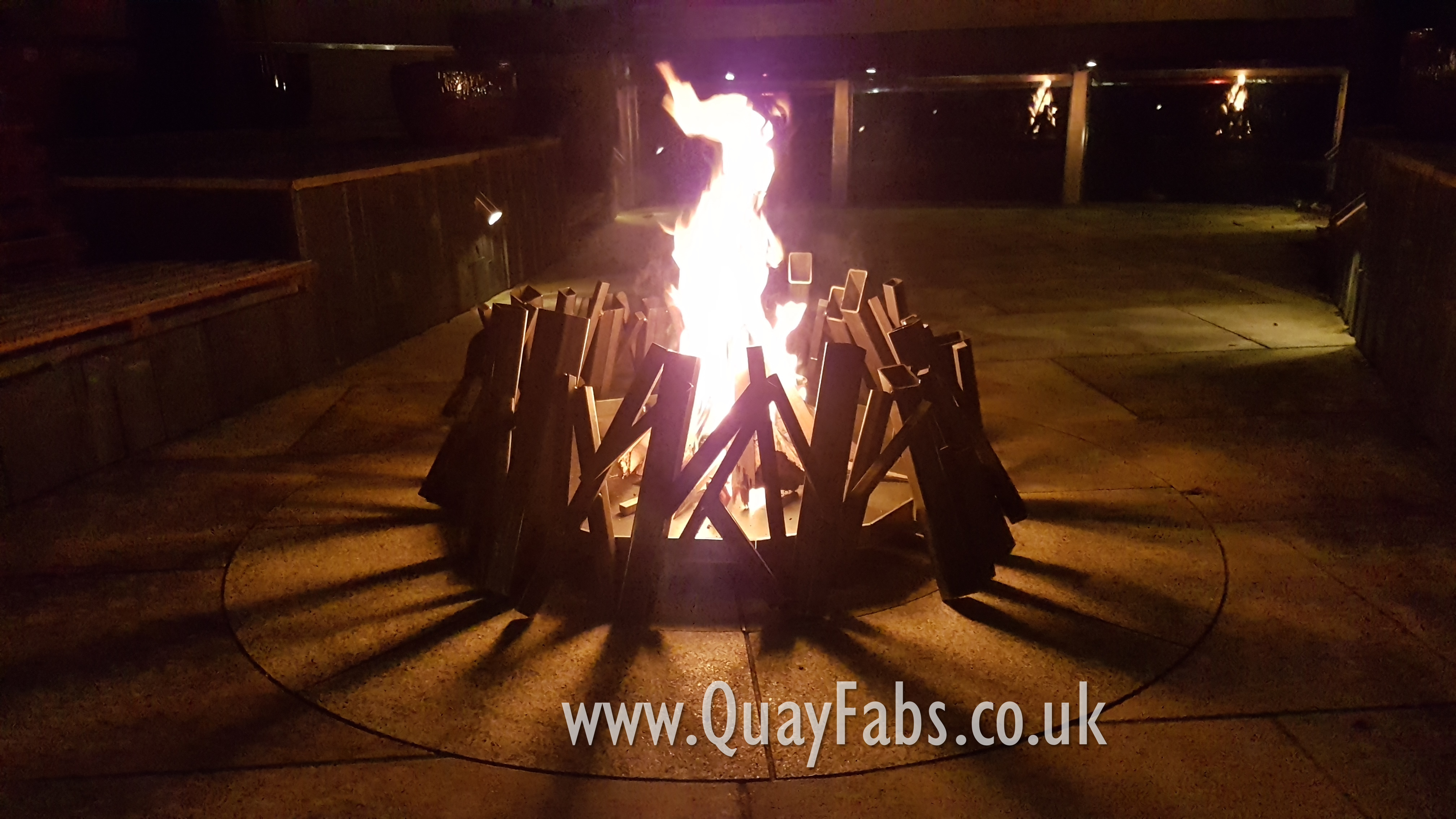 Quay Fabrications Lancaster Ltd Firepits (5)