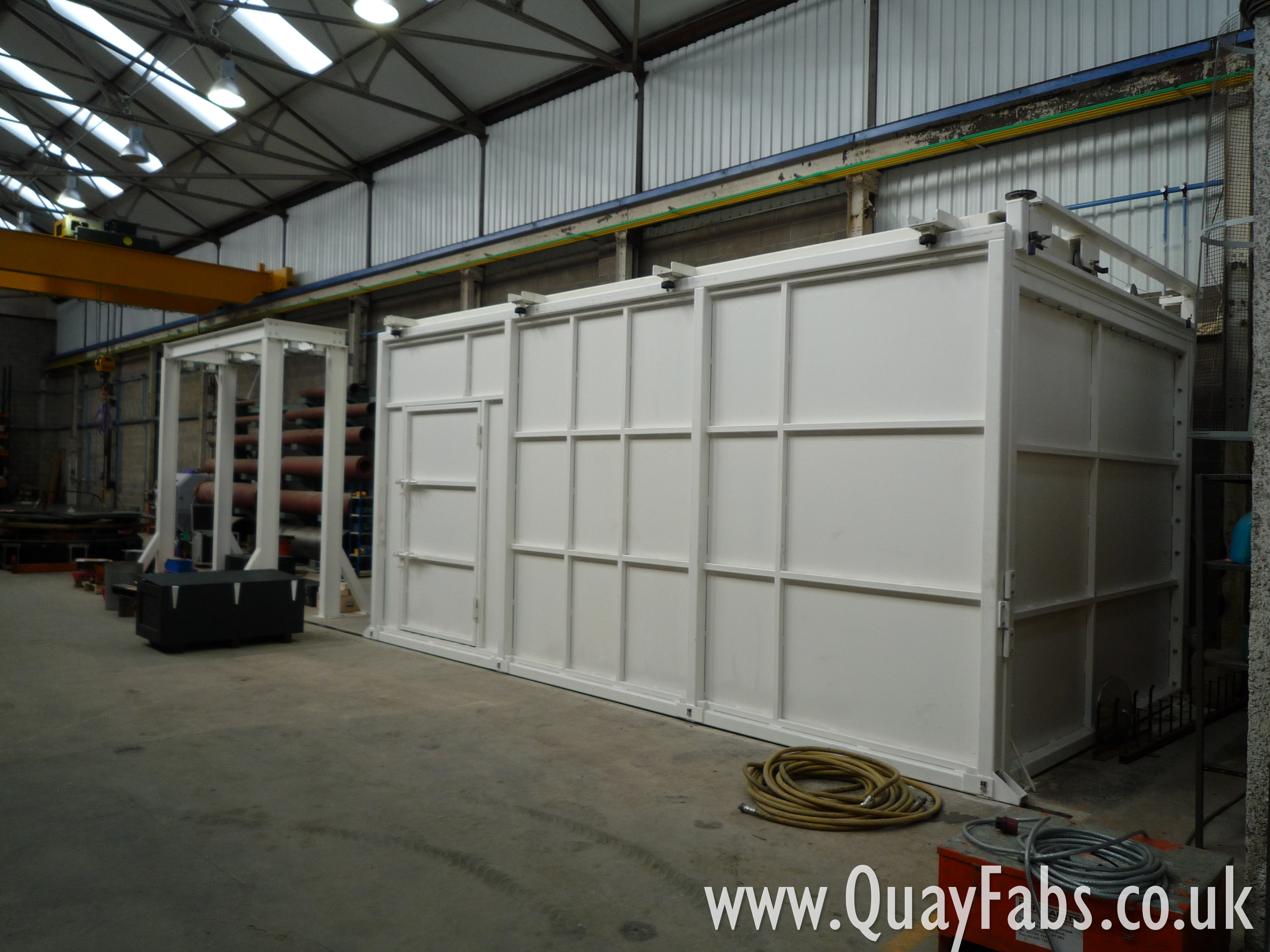 Quay Fabrications Lancaster Construction (21)