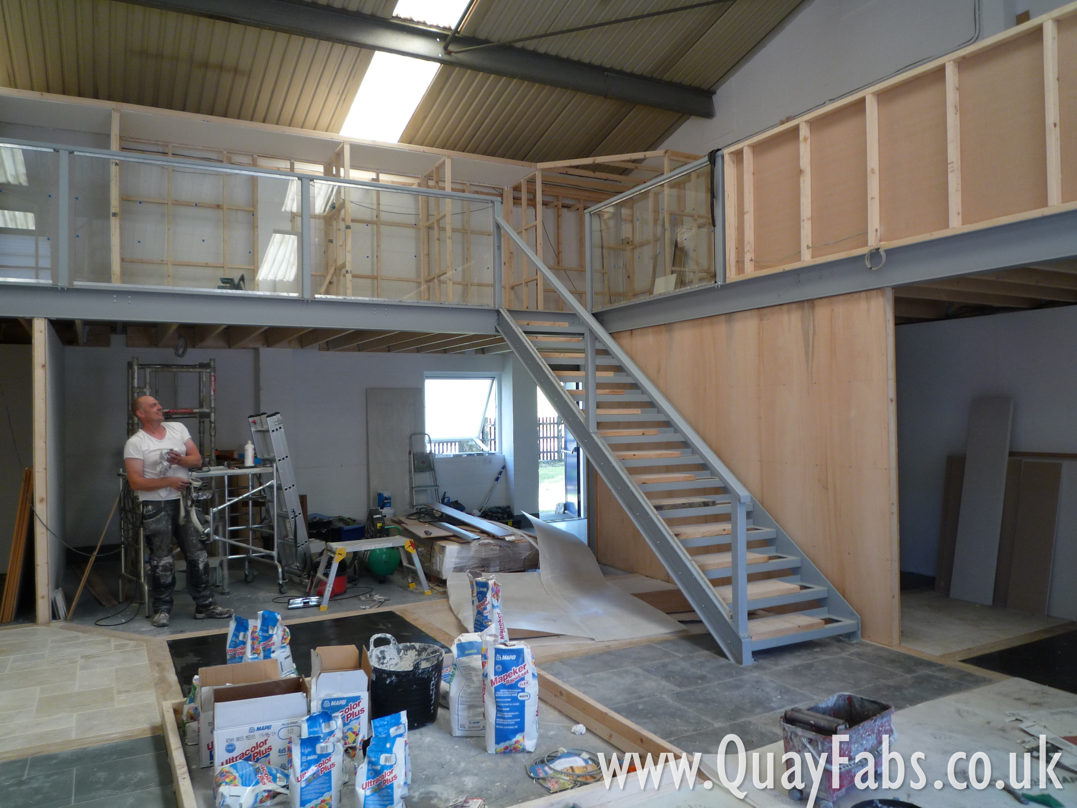 Quay Fabrications Lancaster Construction (16)