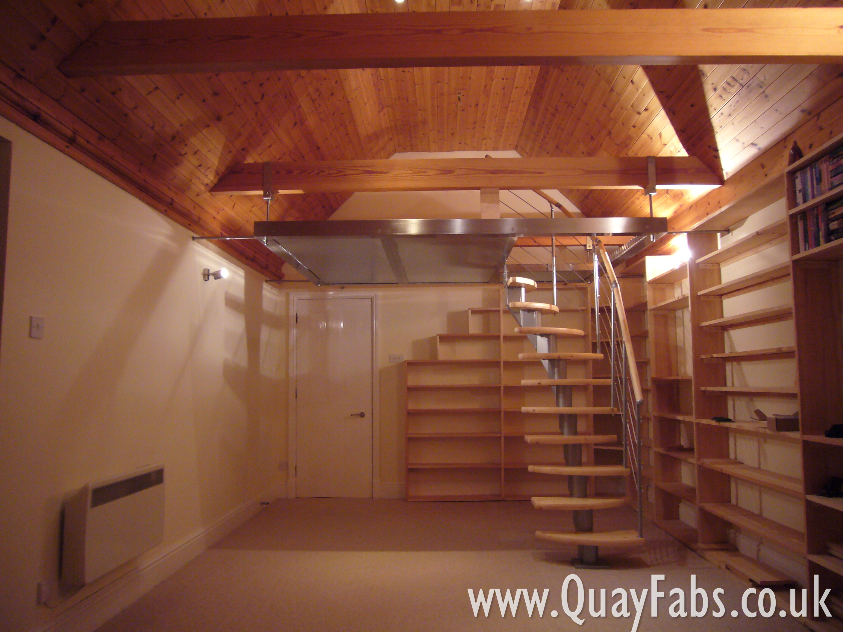 Quay Fabrications Lancaster Staircase (32)