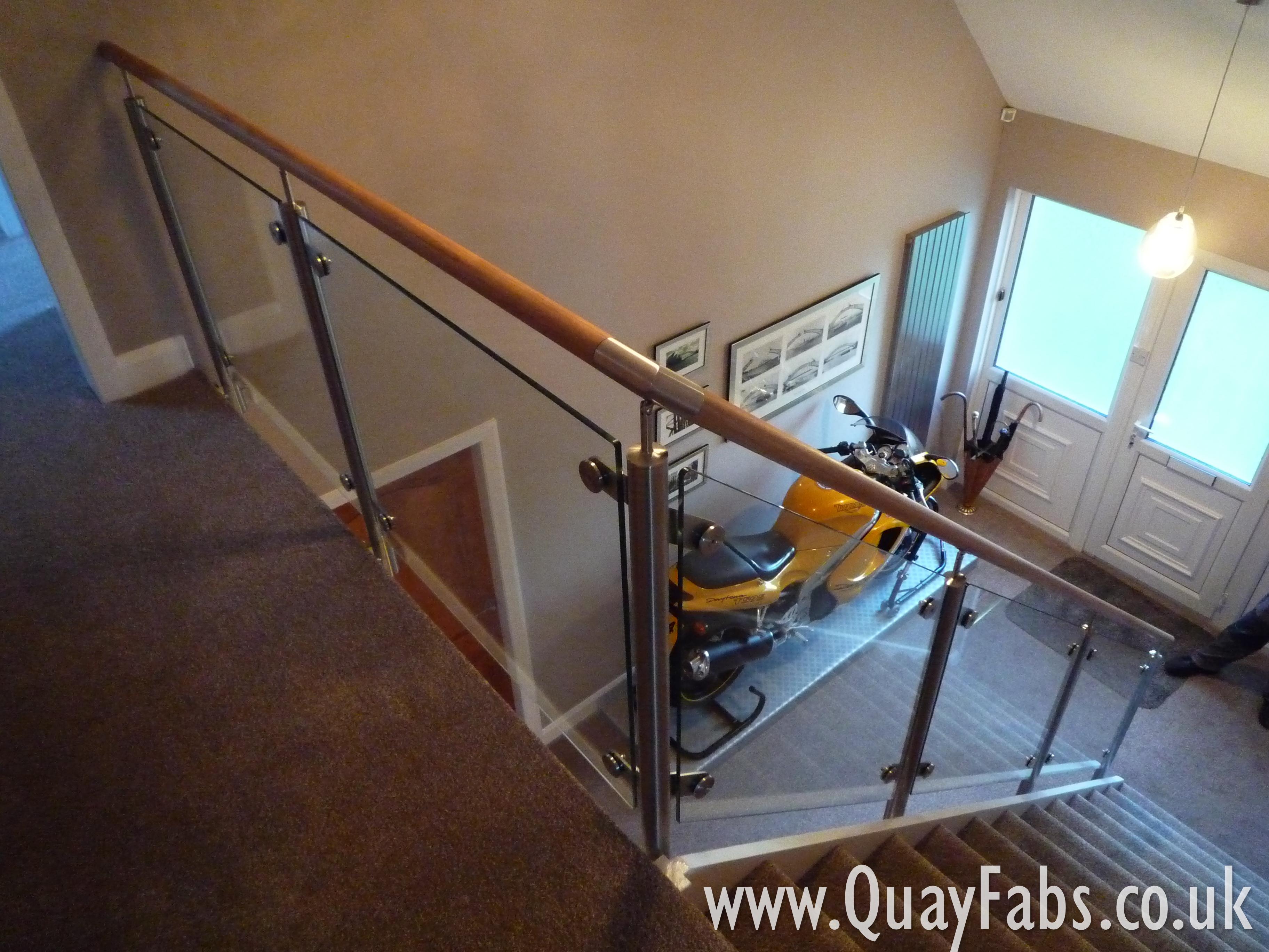 Quay Fabrications Lancaster Handrail (34)