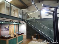 Quay Fabrications Lancaster Handrail (92)