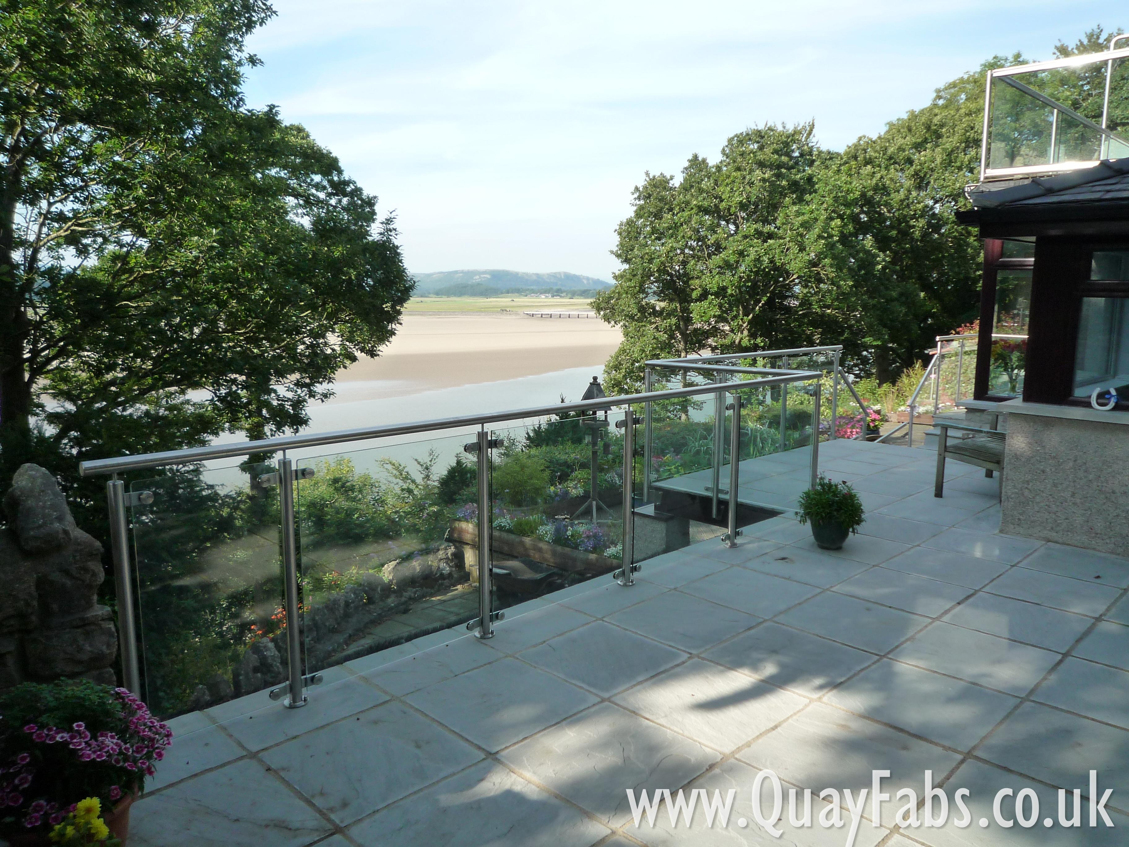 Quay Fabrications Lancaster Handrail (25)