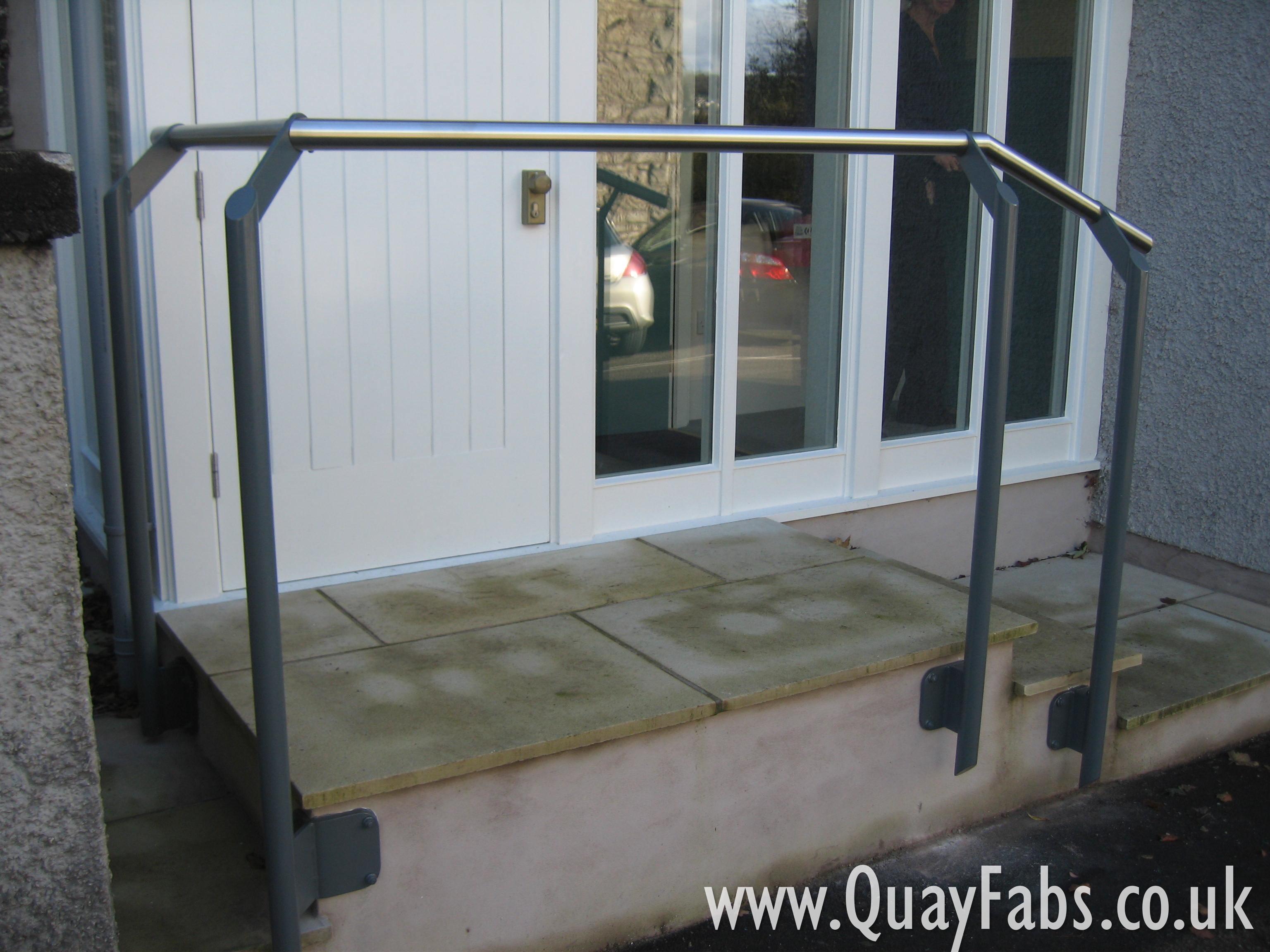 Quay Fabrications Lancaster Handrail (66)