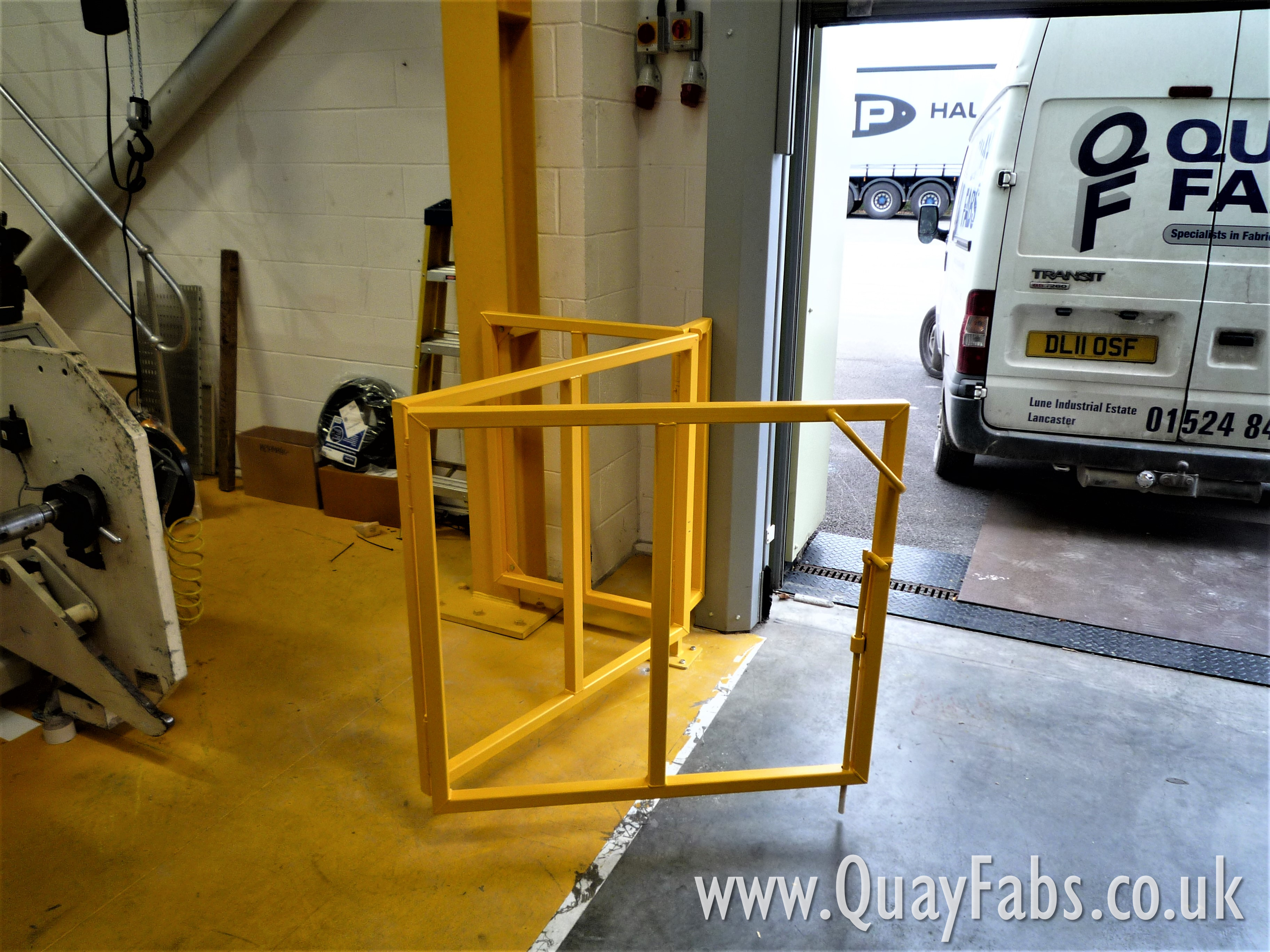 Quay Fabrications Lancaster Safety (20)