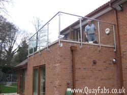 Quay Fabrications Lancaster Balcony (24)