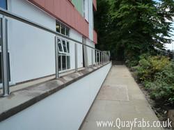 Quay Fabrications Lancaster Handrail (80)