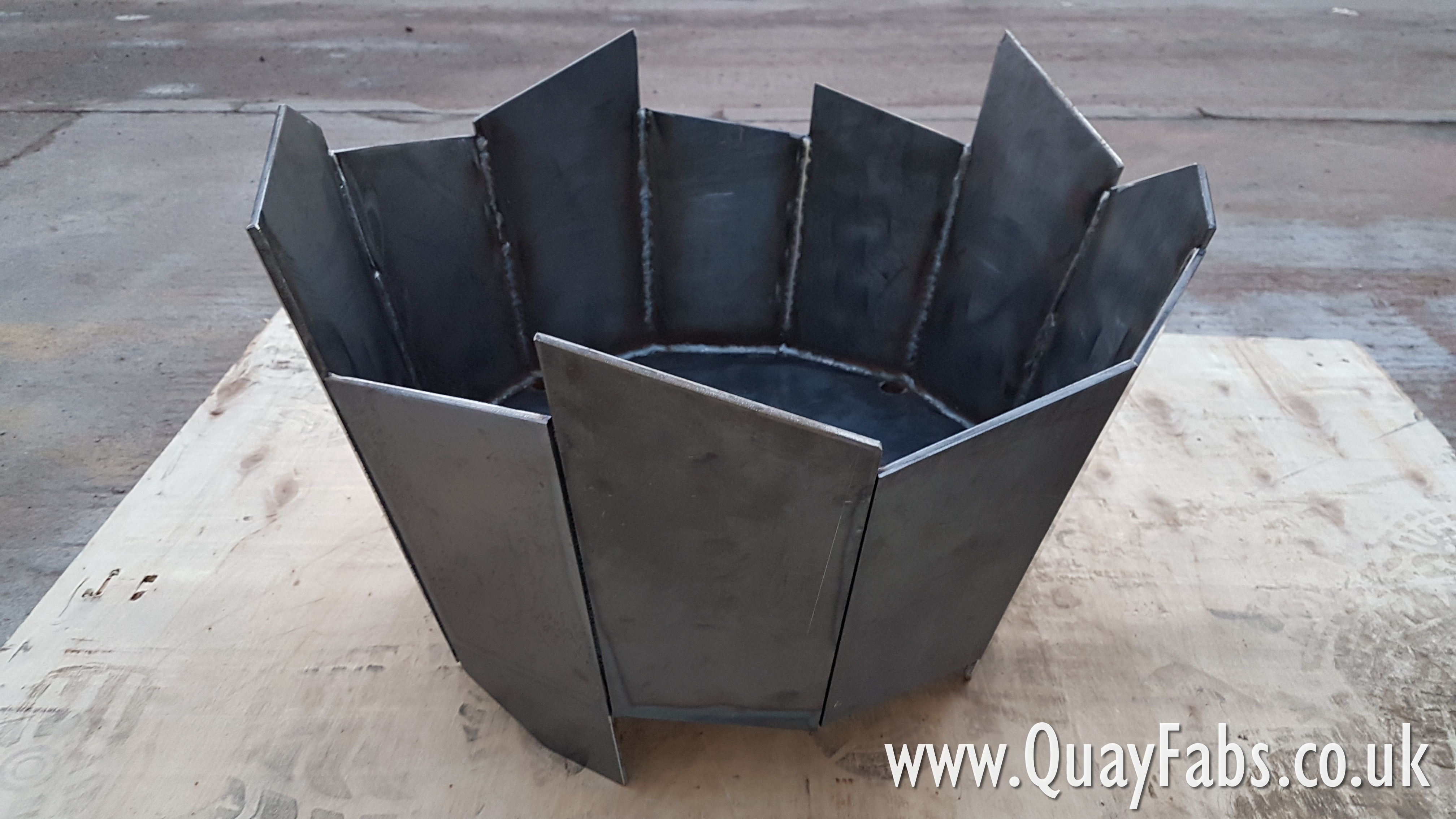 Quay Fabrications Lancaster Ltd Firepits (2)