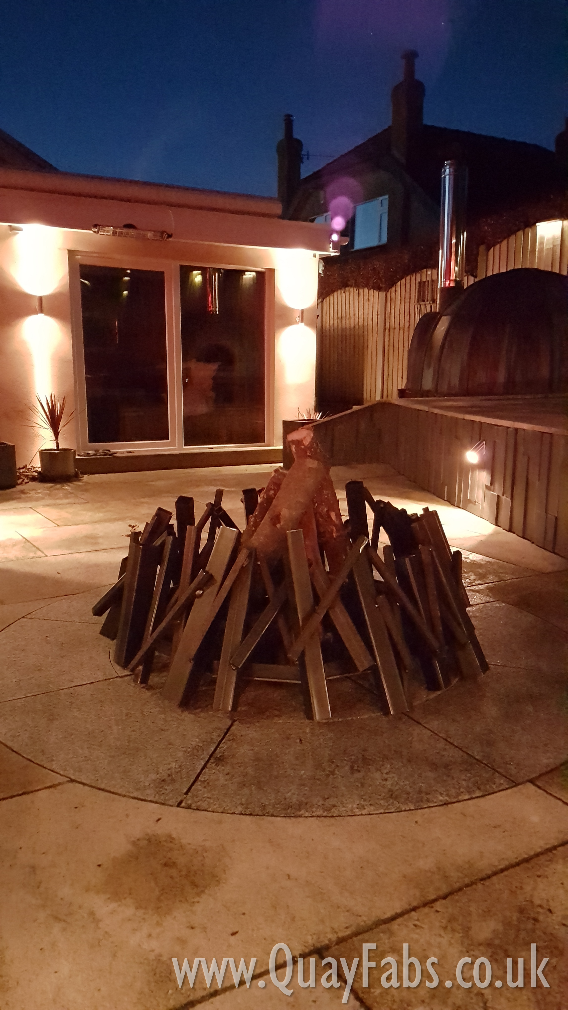 Quay Fabrications Lancaster Ltd Firepits (4)