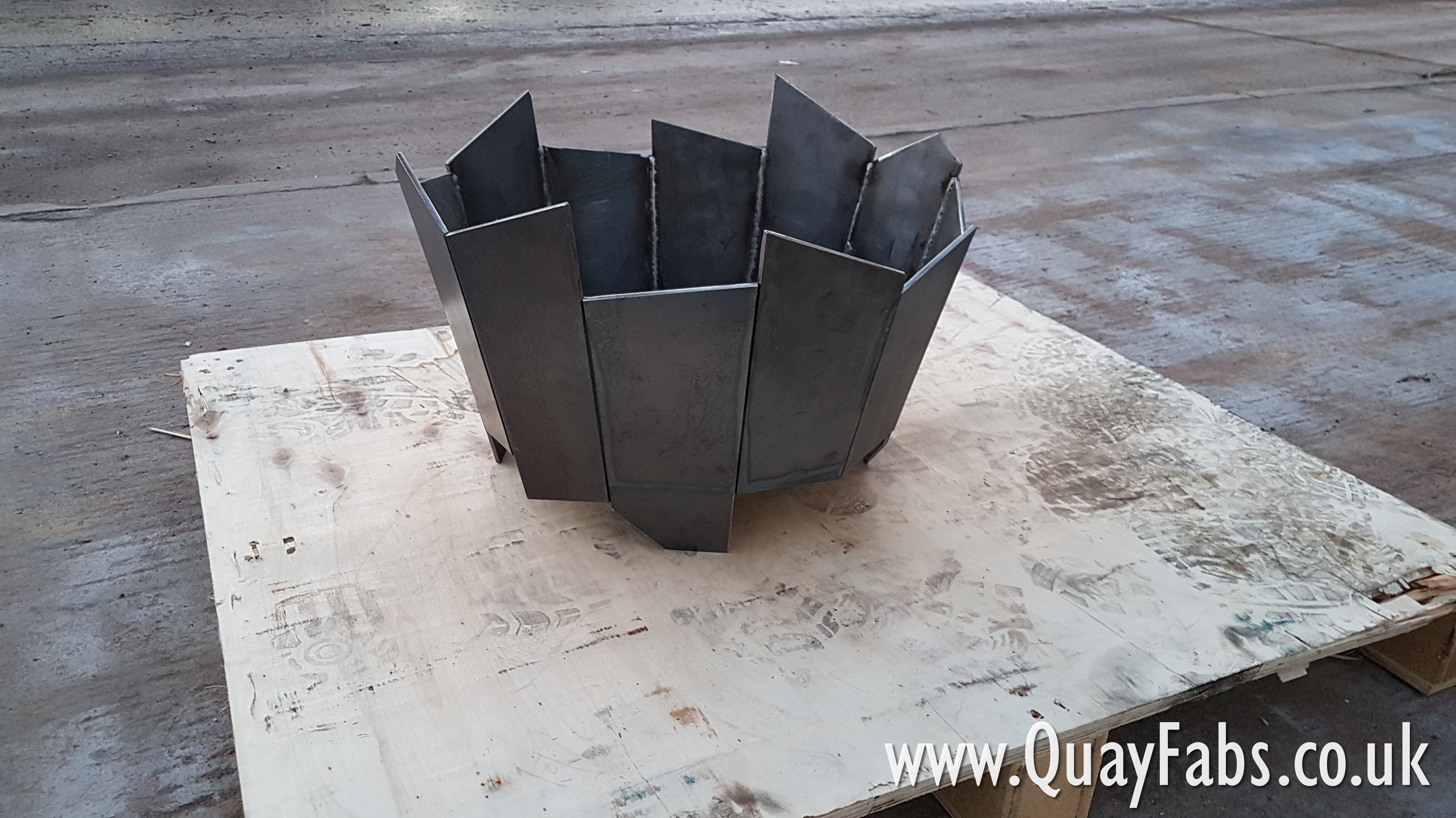 Quay Fabrications Lancaster Ltd Firepits (1)