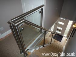 Quay Fabrications Lancaster Handrail (10)