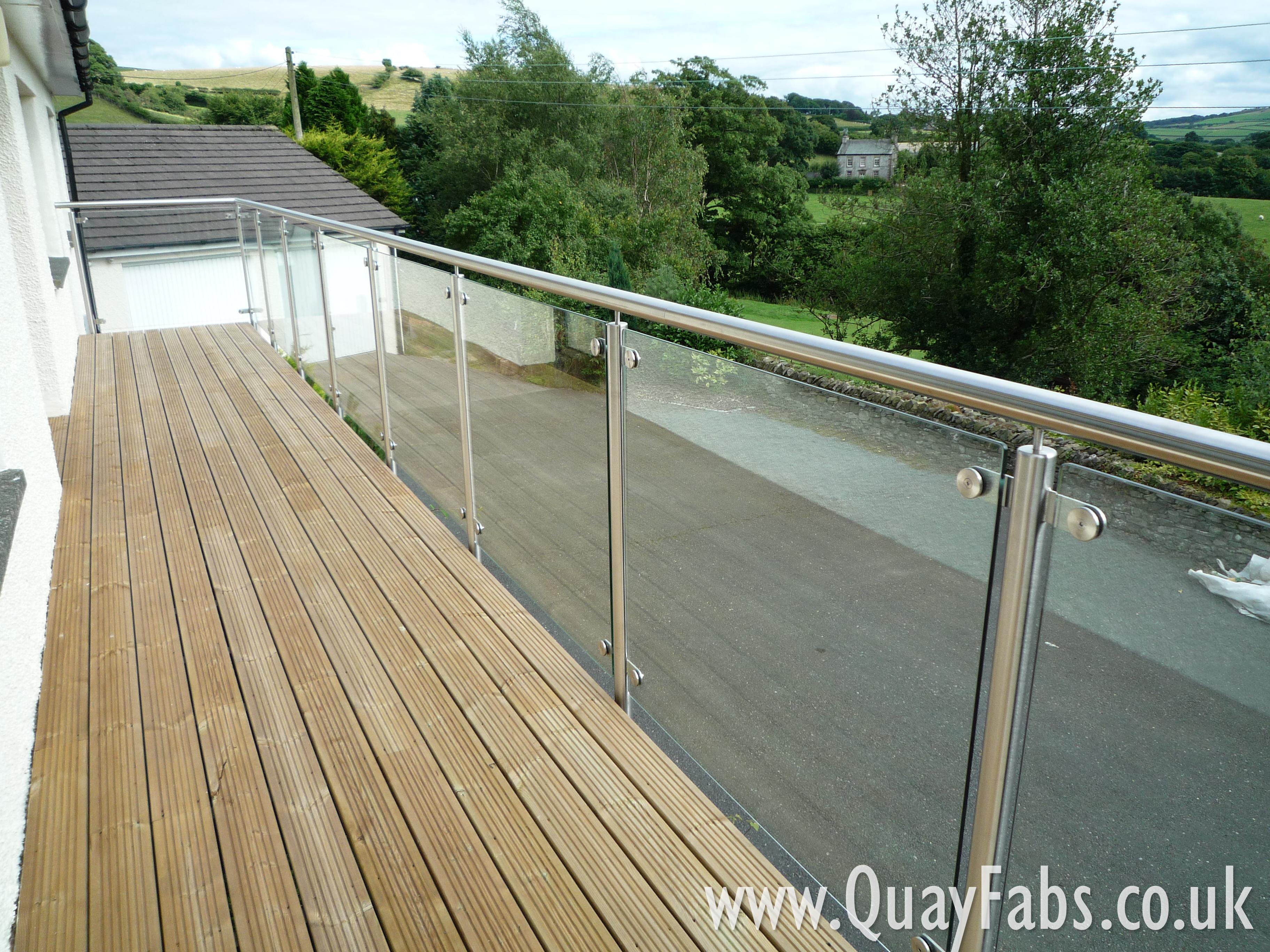 Quay Fabrications Lancaster Balcony (33)