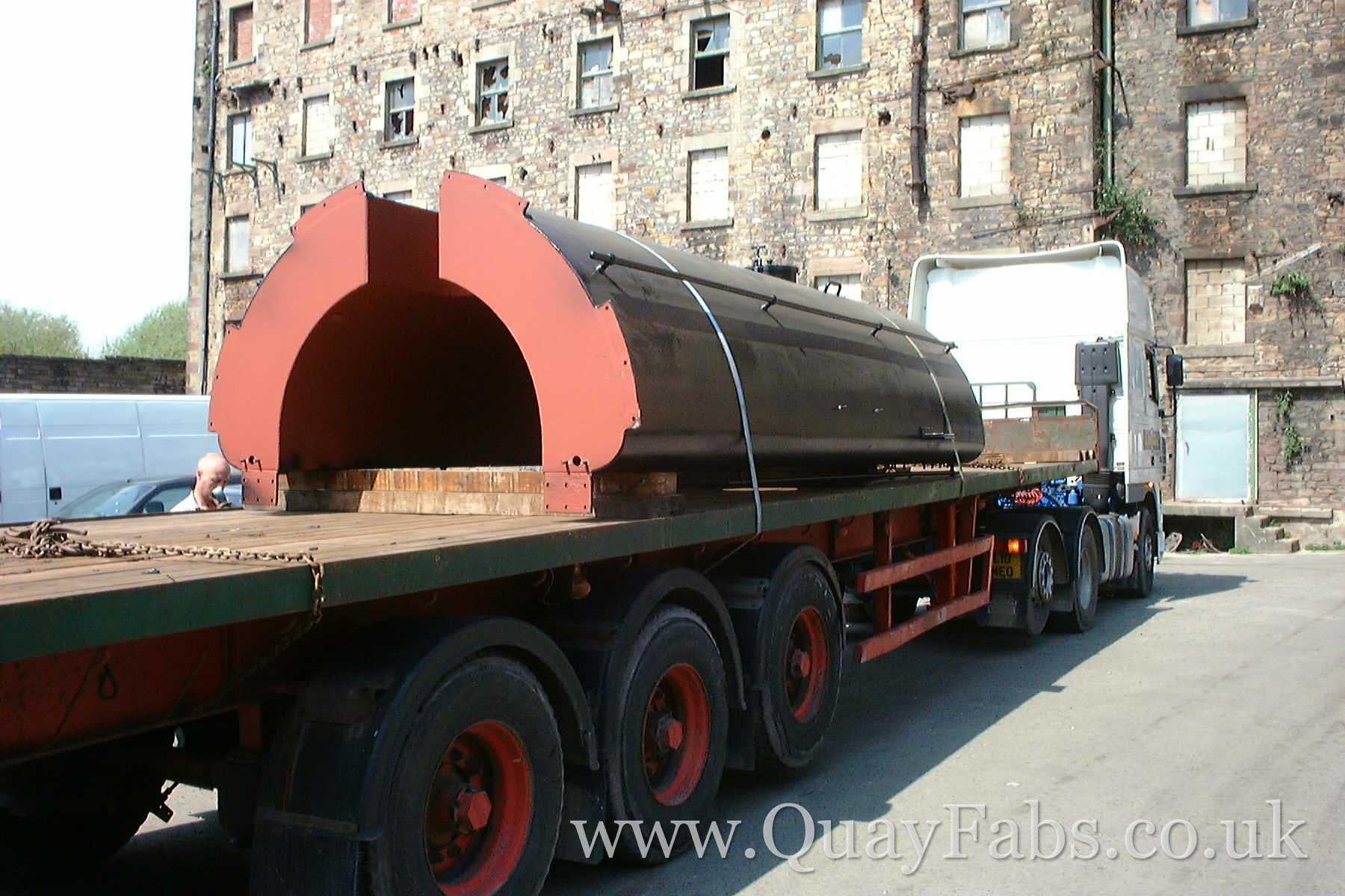 Quay Fabrications (Lancaster) Ltd - Cons