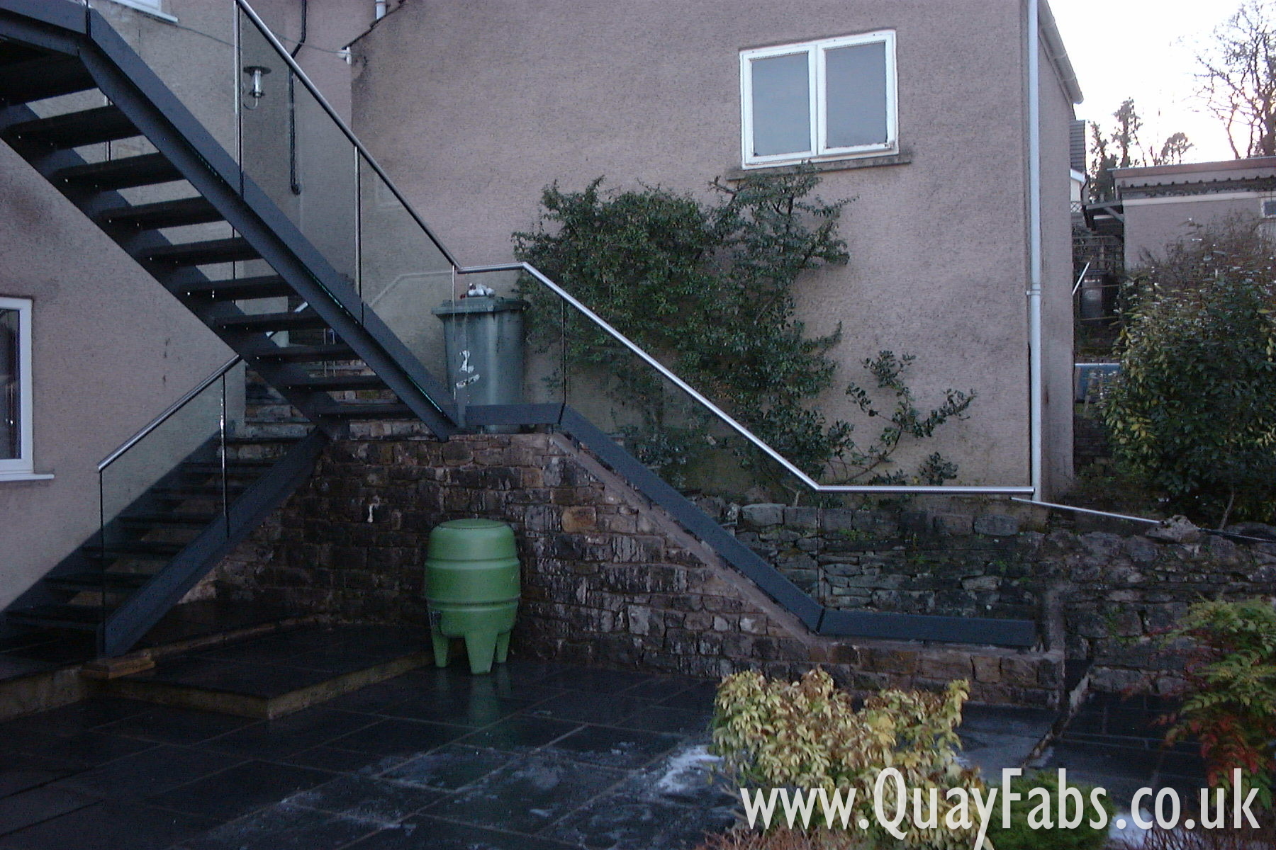 Quay Fabrications Lancaster Staircase (3)