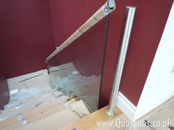 Quay Fabrications Lancaster Handrail (4)