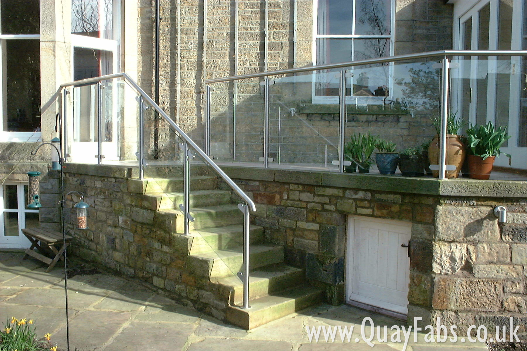 Quay Fabrications Lancaster Handrail (49)