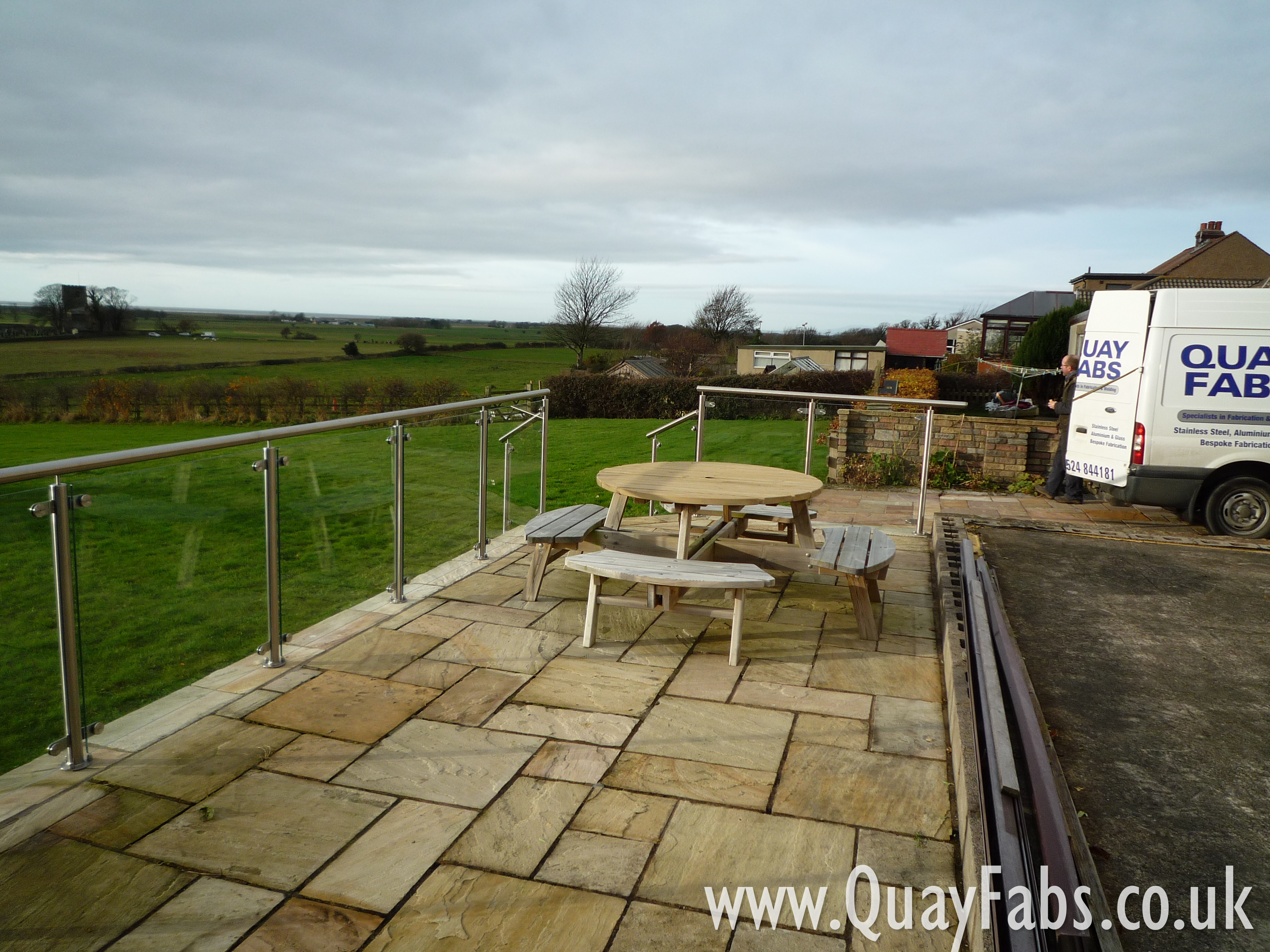 Quay Fabrications Lancaster Handrail (32)