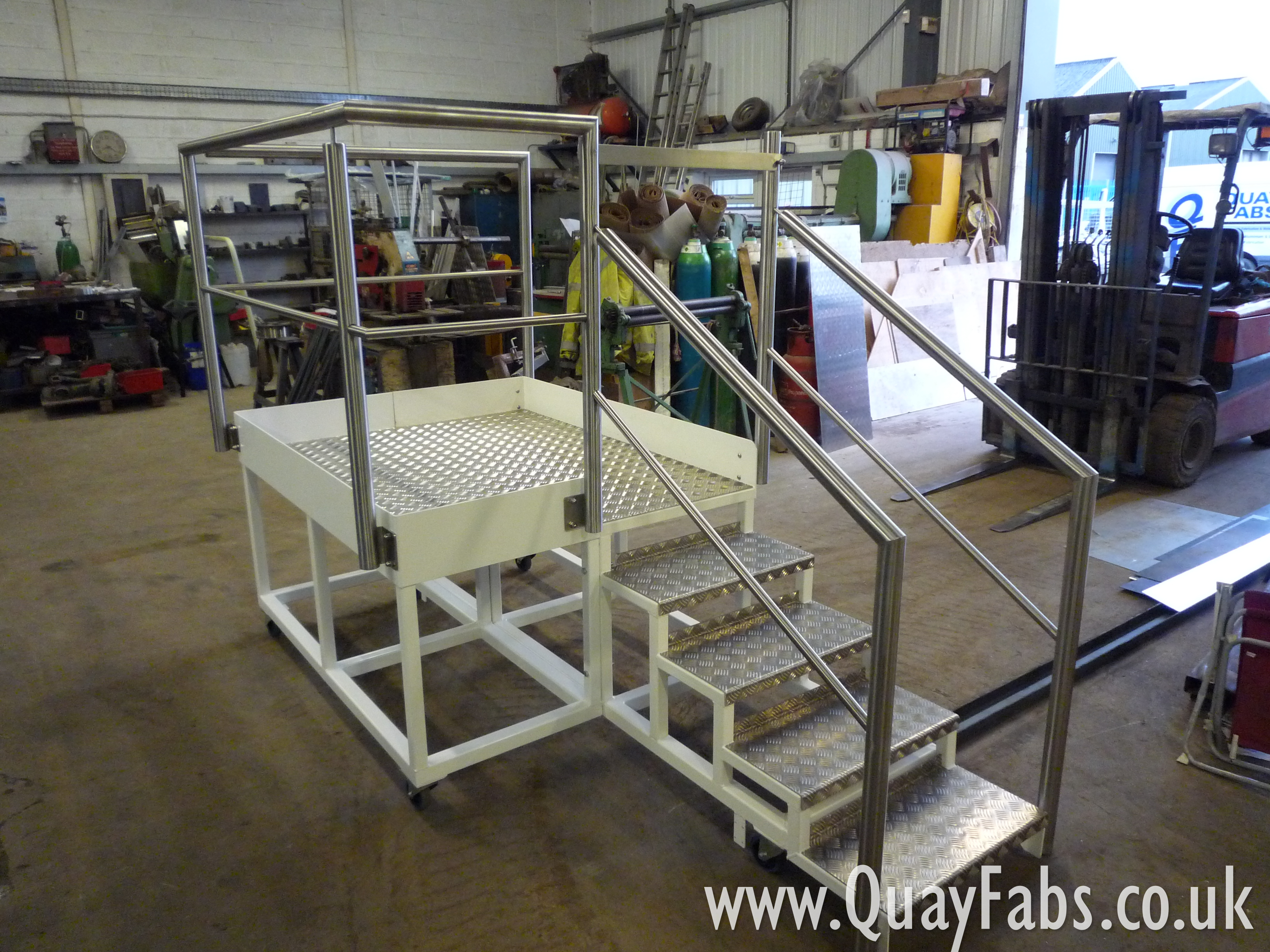 Quay Fabrications Lancaster Staircase (23)