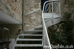 Quay Fabrications Lancaster Staircase (6)
