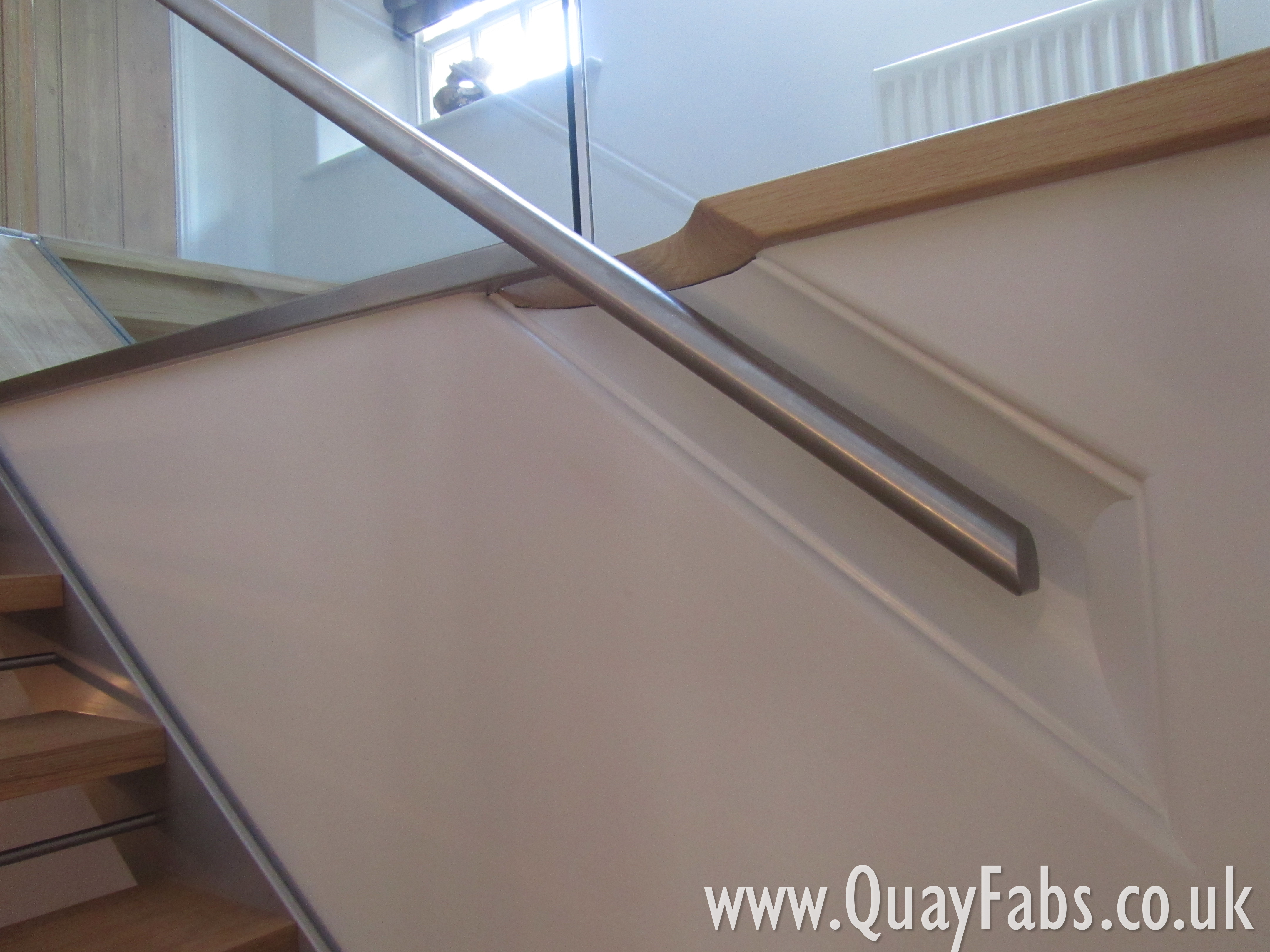 Quay Fabrications Lancaster Handrail (71)