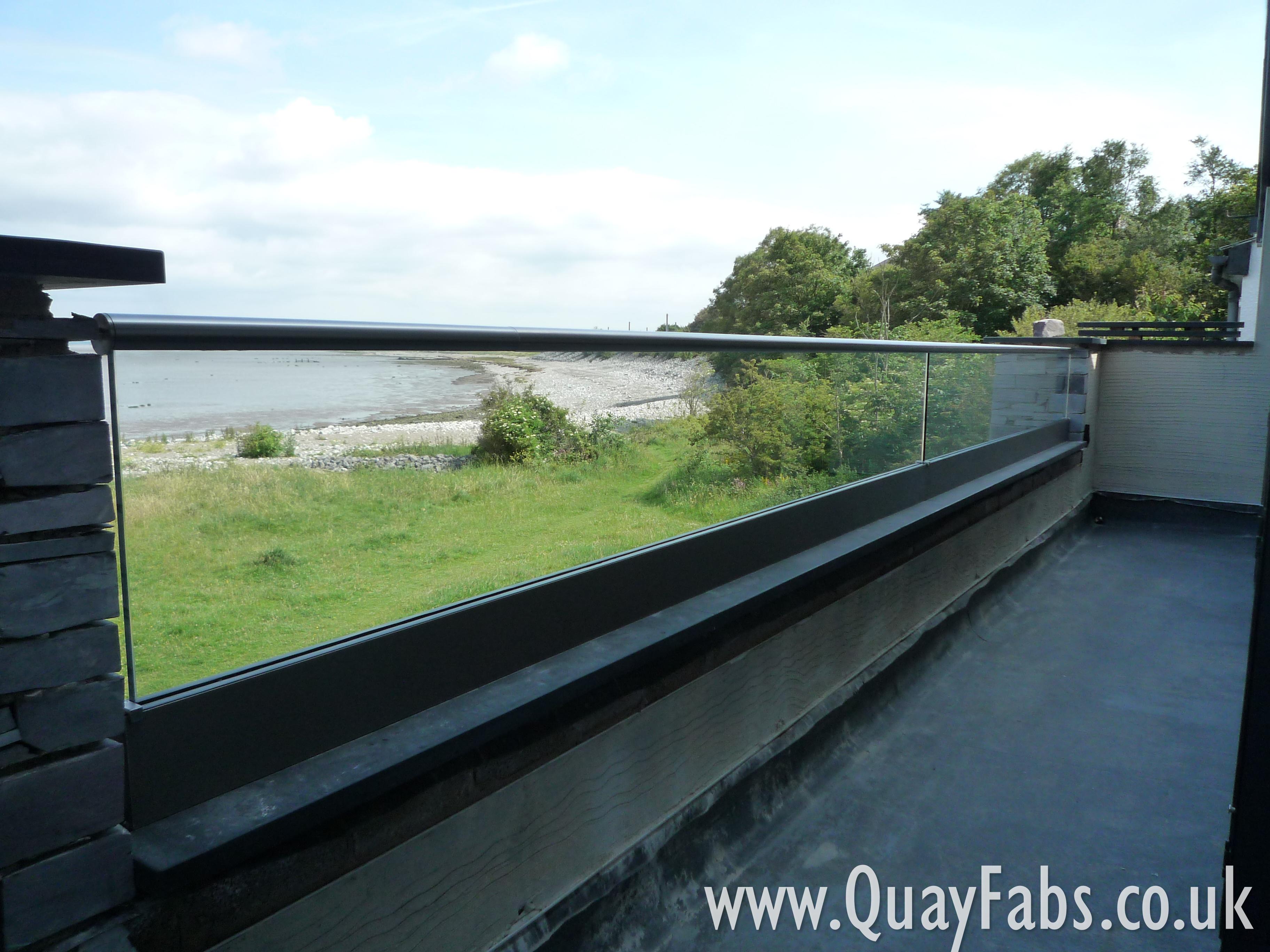 Quay Fabrications Lancaster Handrail (42)