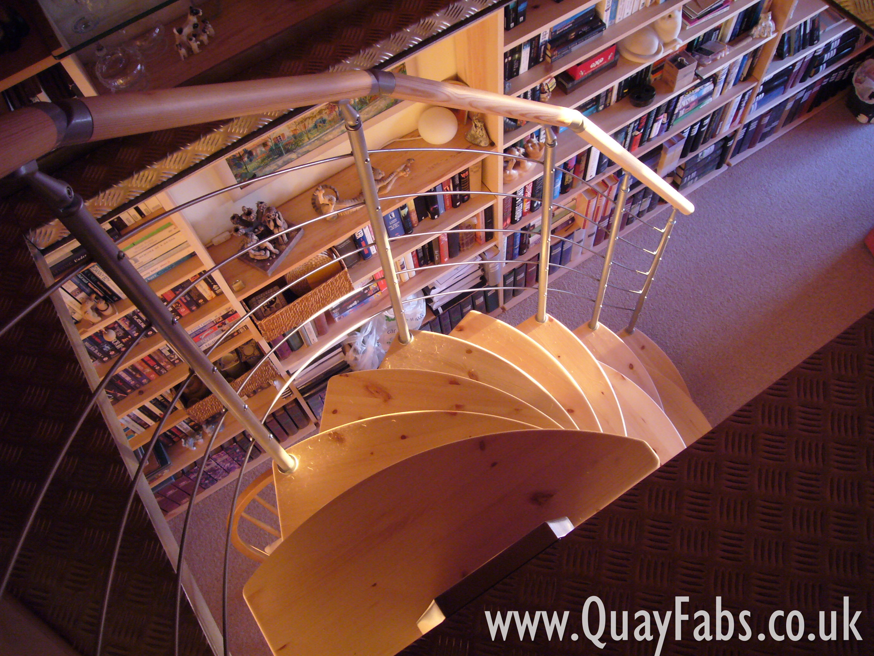 Quay Fabrications Lancaster Staircase (33)