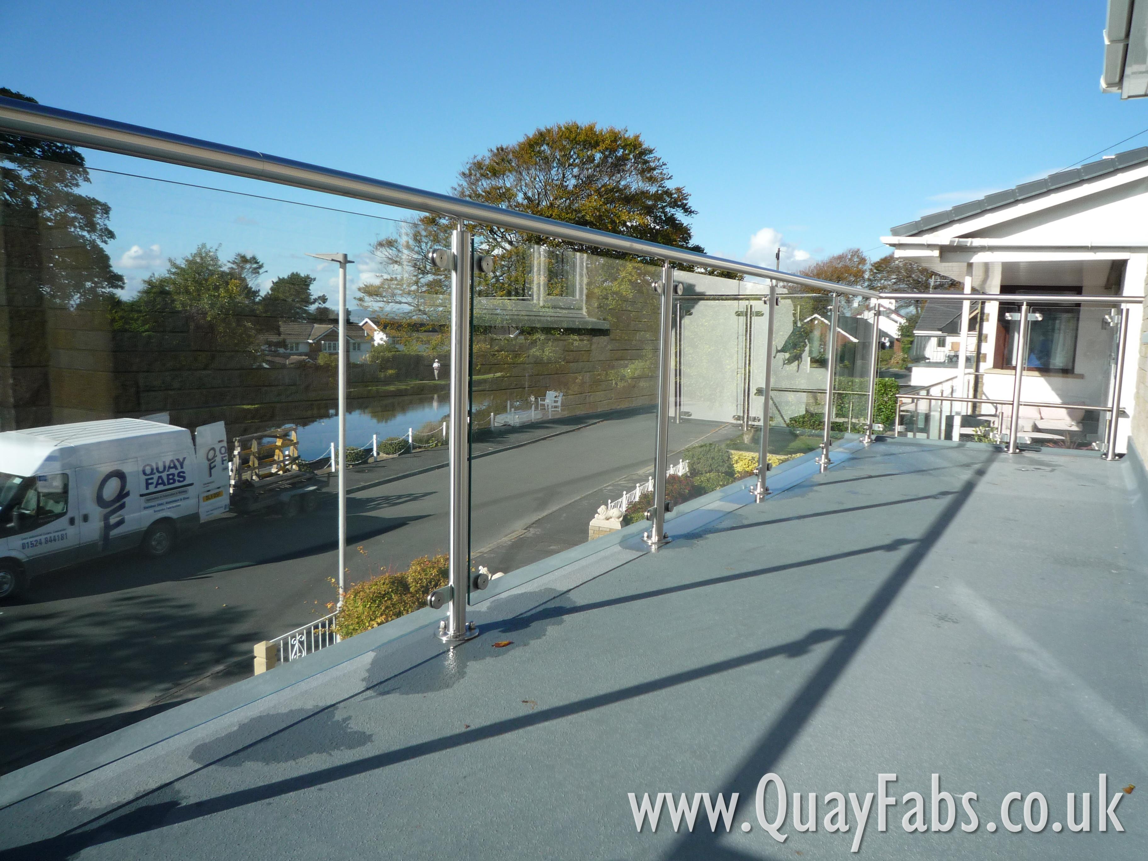Quay Fabrications Lancaster Handrail (99)