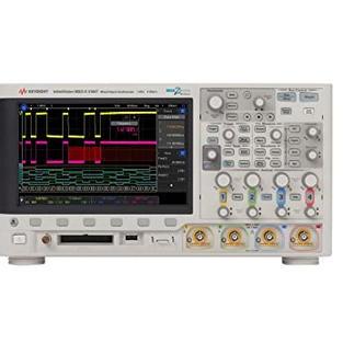Osciloscopio de cuatro canales a 100 MHz