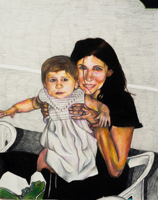 """Mommy & Me 12.5"""" x 15.5"""""""