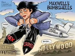 Ghislaine Maxwell...What will happen?