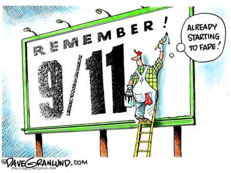 9/11 and COVID-19