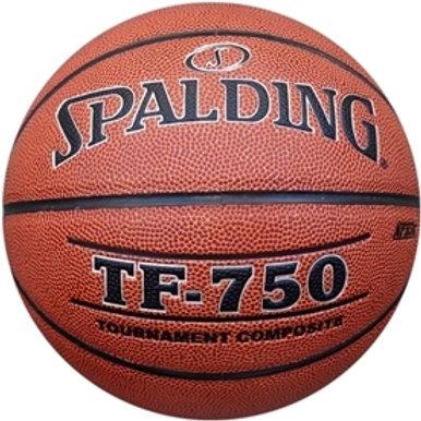 Spalding TF-750 Composite Basketball (No:63207)
