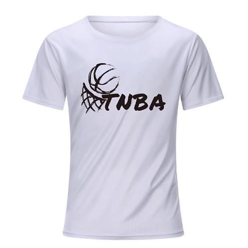 Premium TNBA White T-Shirts