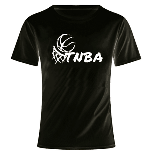 Premium TNBA Black T-Shirts: