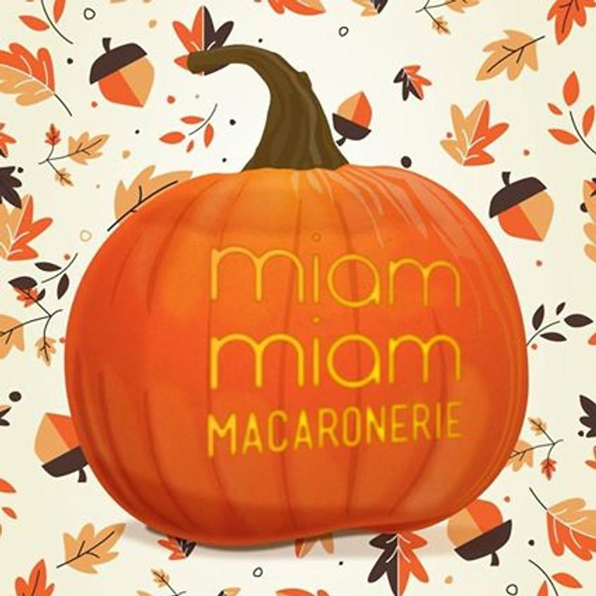 Macaron Making Demo & Filling Class- Halloweeeeeen Theme