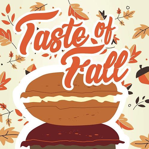 Taste of Fall Mac Pack