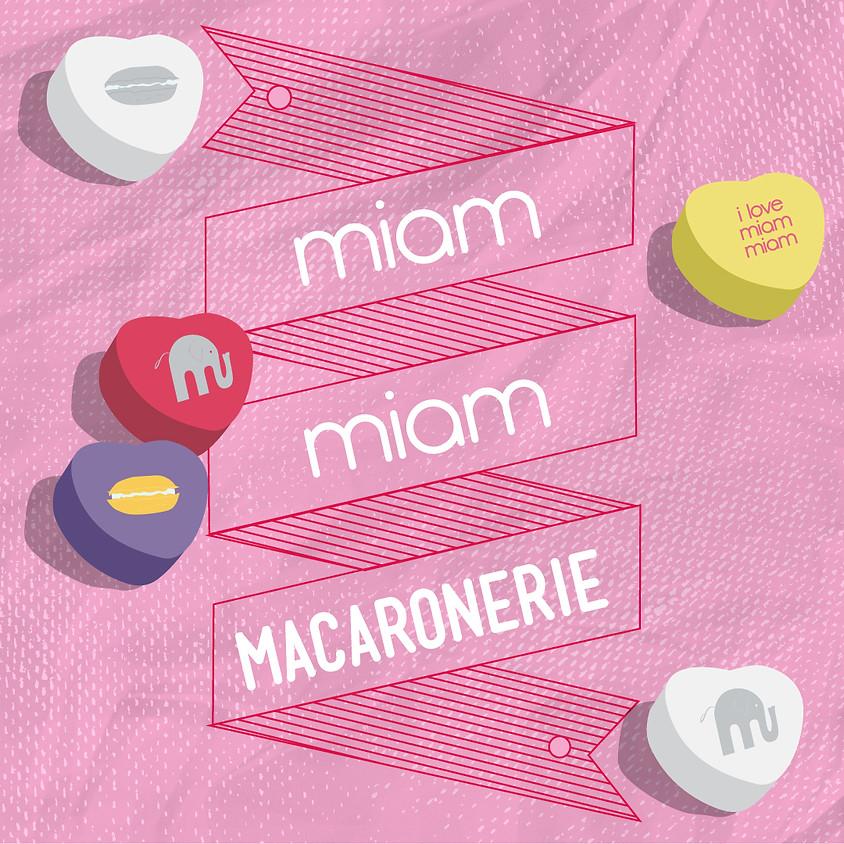 """Peace, Love, & Macarons"" Mac Class (1)"
