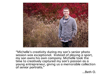 Michelle Conklin Photography Senior Portraits