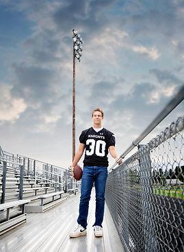 Professional Photographer Image of Senior Boy