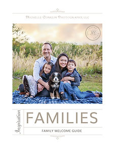 Michelle Conklin Photography Family Photo