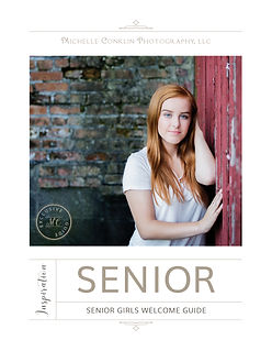 Michelle Conklin Photography Senior Girl