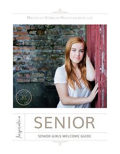 Michelle Conklin Photography Senior Girl