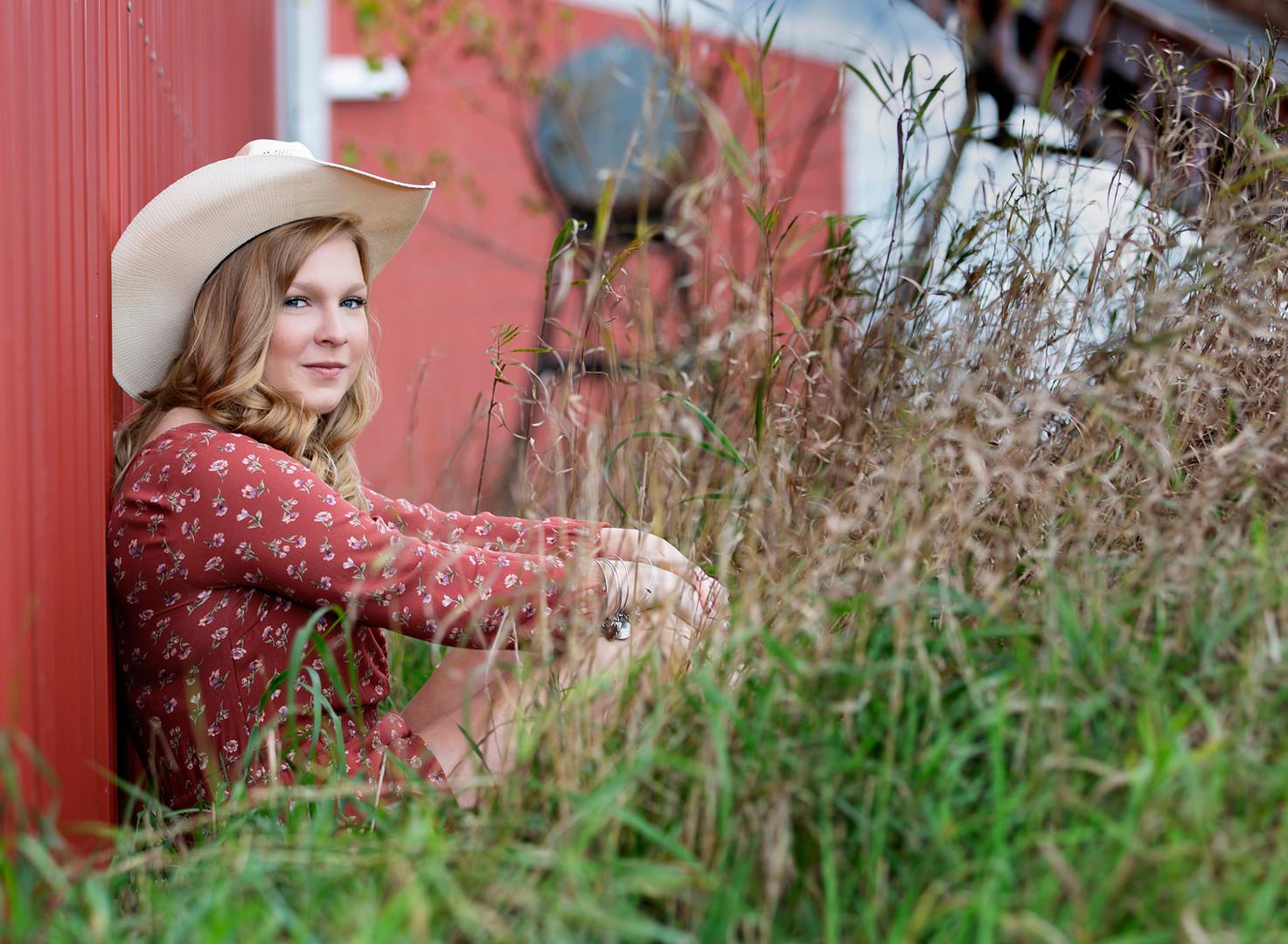 Michelle Conklin Photography Senior Port