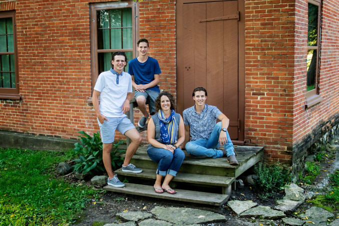Michelle Conklin Photography Family Portraits