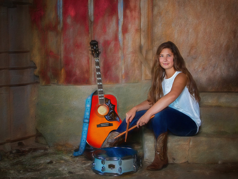 Michelle Conklin Professional Photographer for Senior Pictures