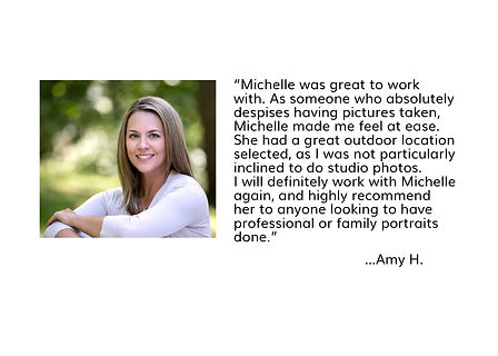 Michelle Conklin Photography Professional Profile Portraits