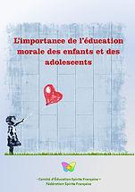 L'importance de l'éducation morale IA-MR