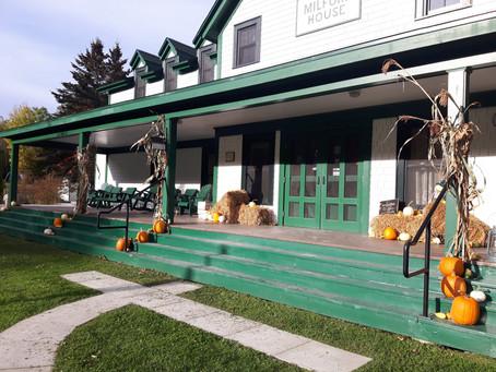The Legendary Milford House-  Nova Scotia's Centurial Gem